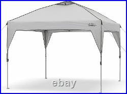 10' x 10' Instant Shelter Pop-Up Canopy Tent with Wheeled Carry Bag