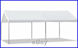 10 x 20 Canopy Shelter Tent Cover Car Carport Boat Garage Party Storage Portable