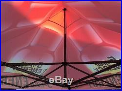 10x10 EZ Pop Up Canopy Tent Frames Premium Grade 10'x10' Size steel popup frame