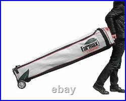 10x10ft Custom LOGO Graphics Printed Ez Pop Up Canopy Instant Commercial Tent