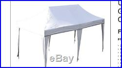 10x20 Professional Octagonal Aluminum Instant Canopy by UNDERCOVER