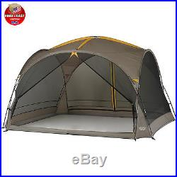 12'x12' Screen house Large Portable Outdoor Beach Canopy Sun Shade Garden Tent