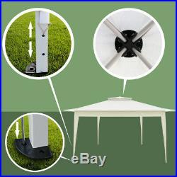 13x13ft Canopy Gazebo Outdoor Backyard Patio Porch Deck Shade Cover UV