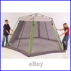 15 By 13 Instant Screened Canopy Shelter Outdoor Camping Sporting Goods New