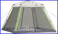 15'x13' Straight Leg Instant Screened House Camping Shelter Room Outdoor Beach