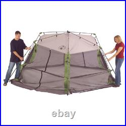 15 x 13 Outdoor Screened Canopy Sun Shelter Tent with Instant Setup
