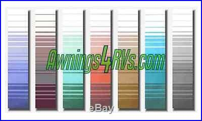 16 Rv Awning Replacement Fabric For A Amp E Dometic