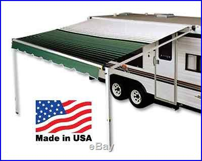 20' RV Awning Replacement Fabric for Dometic, Carefree, Faulkner 20 ft (19'3)