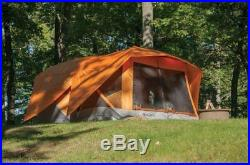 26800 HUGE Gazelle Family Party Camping Tent Screened Canopy Gazebo Porch REFURB