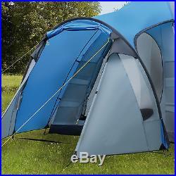 5 Personen Kuppel Zelt Beaver Creek 5 Vorraum Schlafkabine 2 Fenster für Camping