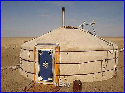 5 wall Mongolian Ger Made in Mongolia