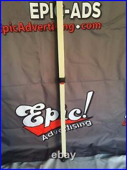 5x5 EZ Pop Up Canopy Tent Frames 5'x5' size popup tent frame commercial grade