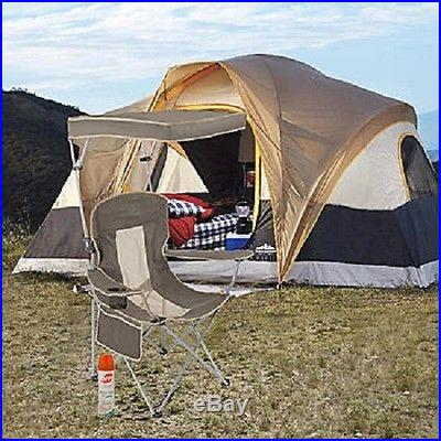 6 PERSON TENT MAN CAMPING FAMILY OUTDOOR WATERPROOF BACKPACKING HIKING FISHING