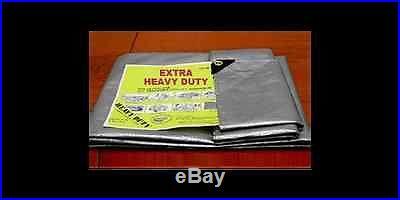8x8 Extra Heavy Duty Tarp TEH0808