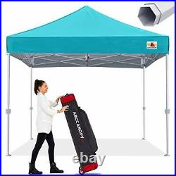 ABCCANOPY Premium Pop Up Canopy Tent 10x15 Commercial Instant Shelter, Bonus Bag
