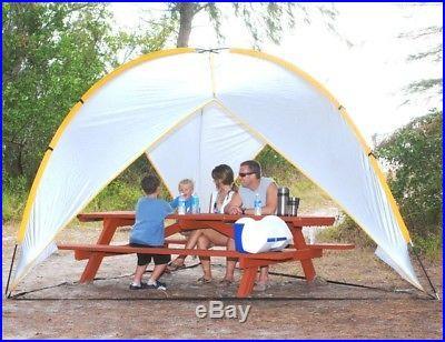 ABO Gear TRIPOD SHELTER Beach Canopy Cabana Shade Tent