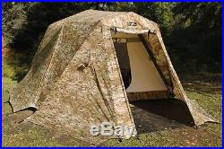 ARCTIC OVEN 12 WITH VESTIBULE Tent Brand New! Alaska Tent & Tarp Camo Color