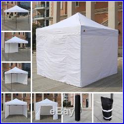 AbcCanopy 8x8 EZ POP UP Wedding Party Tent Folding Gazebo Beach Camping Canopy