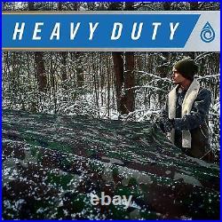 Aqua Quest Defender Tarp 100% Waterproof Heavy Duty Nylon Bushcraft Surviva