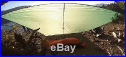 Aqua Quest'Guide' 100% Waterproof & Ultra Sil Tarp 10 x 13 ft Large Green