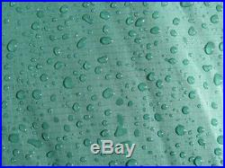 Aqua Quest Guide Sil Tarp Kit 100% Waterproof 4 x 3 m Tarp + 8 Straps, 8 Pegs