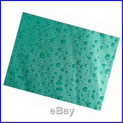 Aqua Quest Guide Tarp Square 10 x 10 ft Ultralight Waterproof Rip-Stop Sil Nyl