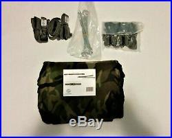 Aqua Quest Large 13'x10', Heavy Duty Defender Camo Tarp WithAccessories Kit Canada