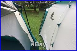 Armadillo by Walrus Tent BIG SUR 6-8 Person Tent 9'8 x 9'8 sleeping area