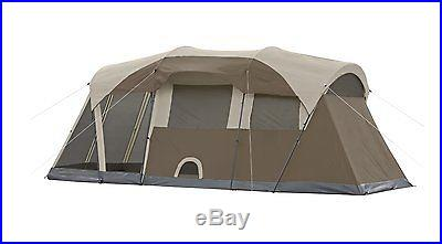 BRAND NEW! Coleman WeatherMaster Screened 6 Person Two Room Tent