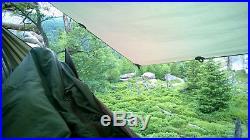 Basha, Tarp, Tent, Shelter, 3 x 3 m Adaptive Green Made in Poland Brand NEW