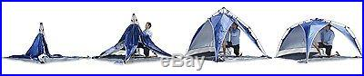 Beach Canopy Shelter Tent Lightspeed Camping Outdoor Sun Protect Quick Events