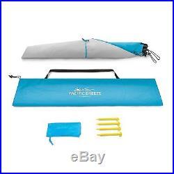 Beach Tent Sun Shelter Cabana Canopy Shade Blue Camping Portable Hiking Pop Up