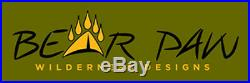 Bear Paw Wilderness Designs 10 x 10 Silnylon Gray Tarp