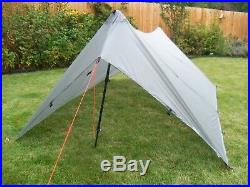 Bear Paw Wilderness Designs Canopy 2 Silnylon Gray Tarp/Tent