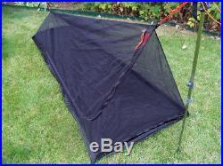 Bear Paw Wilderness Designs Minimalist 1 Solo Net/Bug Tent