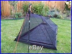 Bear Paw Wilderness Designs Minimalist 2 Dual Net/Bug Tent