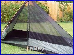 Bear Paw Wilderness Designs Pyranet 1 Bug Tent