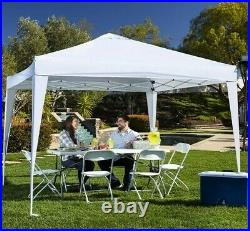 Best Choice Products Outdoor Portable Lightweight Folding Instant Pop Up Gazebo