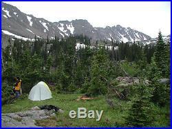 Bibler Eldorado Gore Tex Tent with vestibule