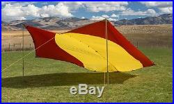 Big Agnes Deep Creek Tarp Large Tarp/Canopy Great for Events/Parties/Camping