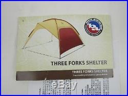 Big Agnes Three Forks Shelter