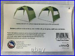 Big Agnes Three Forks Shelter Tent Green