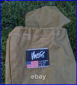 Bill Moss HeptaWing Tarp Made in Camden, ME, USA Dark Green