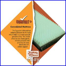 Burke and Wills Waratah Single Canvas Dome Swag CANVAS BASE