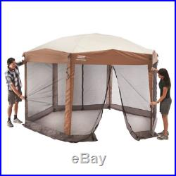 CANOPY TENT POP UP INSTANT Sun Shade Screen Patio Shelter Outdoor Beach Portable