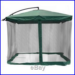 Camping Dining Tent Screened Enclosures Green Canopy Easy Up Outdoor Gazebo