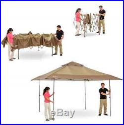 Canopy/Gazebo Shelter Camping Tent Family Outdoor Cover 13' x 13' Pagoda Instant