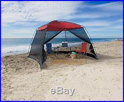 Canopy Screen House Beach Sun Shade Garden Outdoor Camping Tents Porch 10 FT