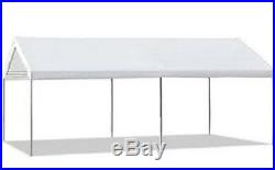 Canopy Shelter Tent Cover 10x20 Car Carport Boat Garage Party Storage Portable