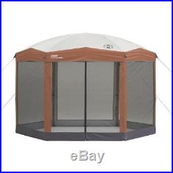 Canopy Tent And Screen Outdoor House Camping Shelter Sun Shade Insect Protection